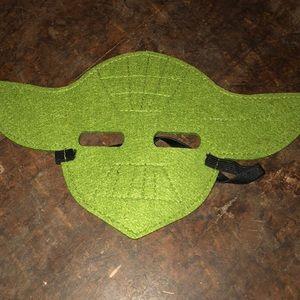 Yoda Halloween mask